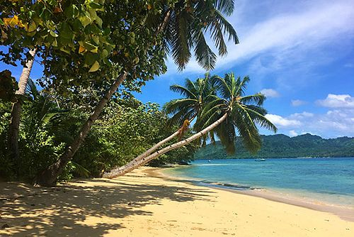 Beaches of Matangi - Vanessa Massey - Places to See in Fiji