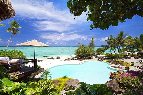 Cook Islands Beach Vacation