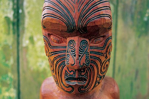 New Zealand Maori tattoos