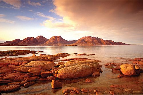 Saffire Freycinet, Tasmania Australia luxury lodge