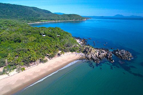 Australia Great Barrier Reef - Where to Stay - Thala Beach Nature Reserve