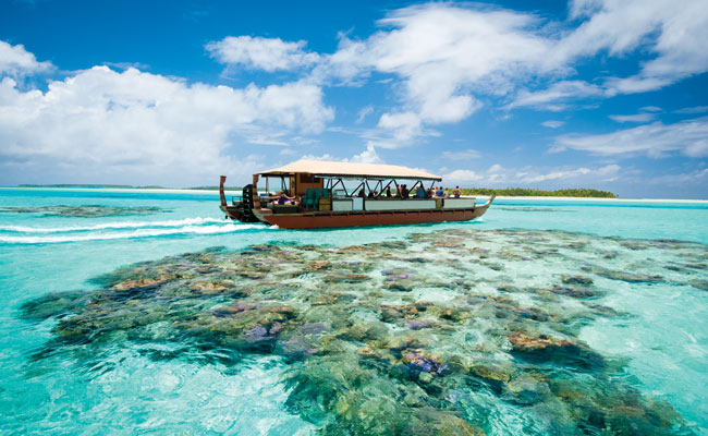 Cruise on Aitukaki Lagoon - Tourism Cooks - Cook Islands Vacation - Cook Islands Travel