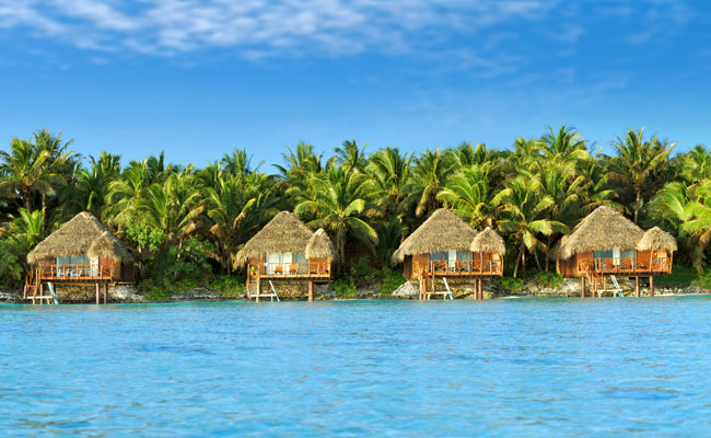 Loges on the Lagoon - Aitukaki Lagoon Resort & Spa - Cook Islands Vacation - Cook Islands Travel