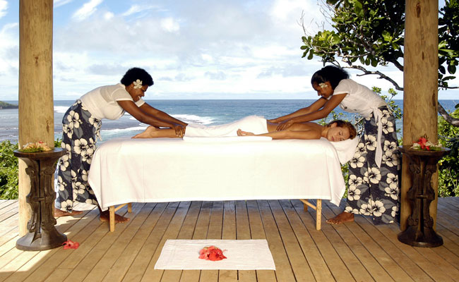Oceanside Spa - Namale Resort - Fiji Travel - Trip to Fiji