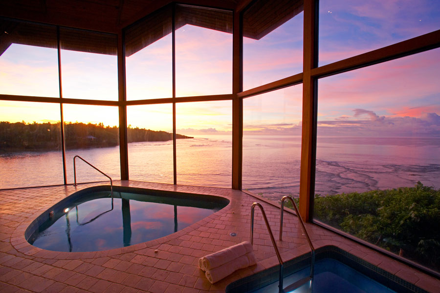 Spa at Dusk - Namale Resort & Spa - Best Things to Do in Fiji