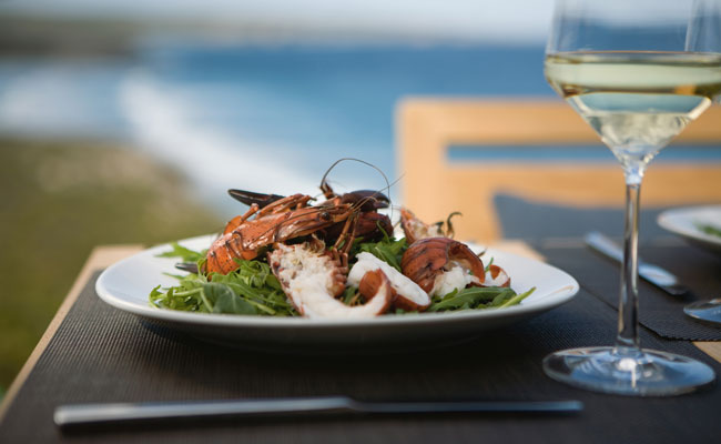 Fresh Seafood and Wine - Tourism Southern Australia - Travel Australia Food and Wine