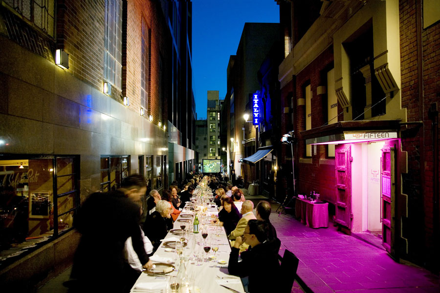 Fine dining in Melbourne - Tourism Victoria - Travel Australia Food and Wine