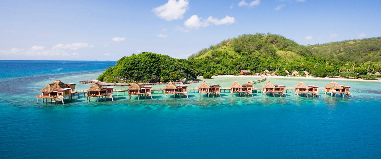 Likuliku Overwater Bungalows Fiji - Book Your Trip to Fiji - Fiji Travel Agency