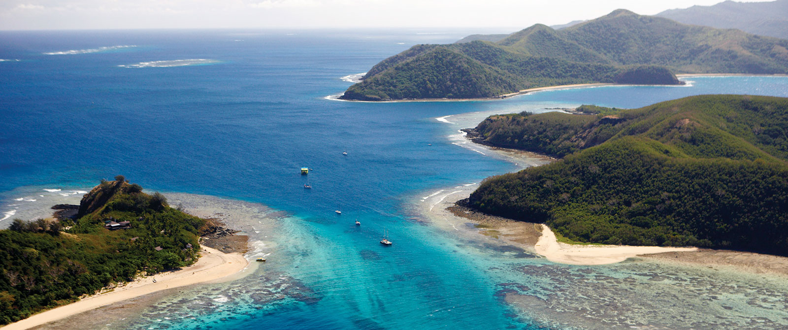 Yasawa Islands - Manta Ray Island Resort - Book Your Trip to Fiji - Fiji Travel Agency