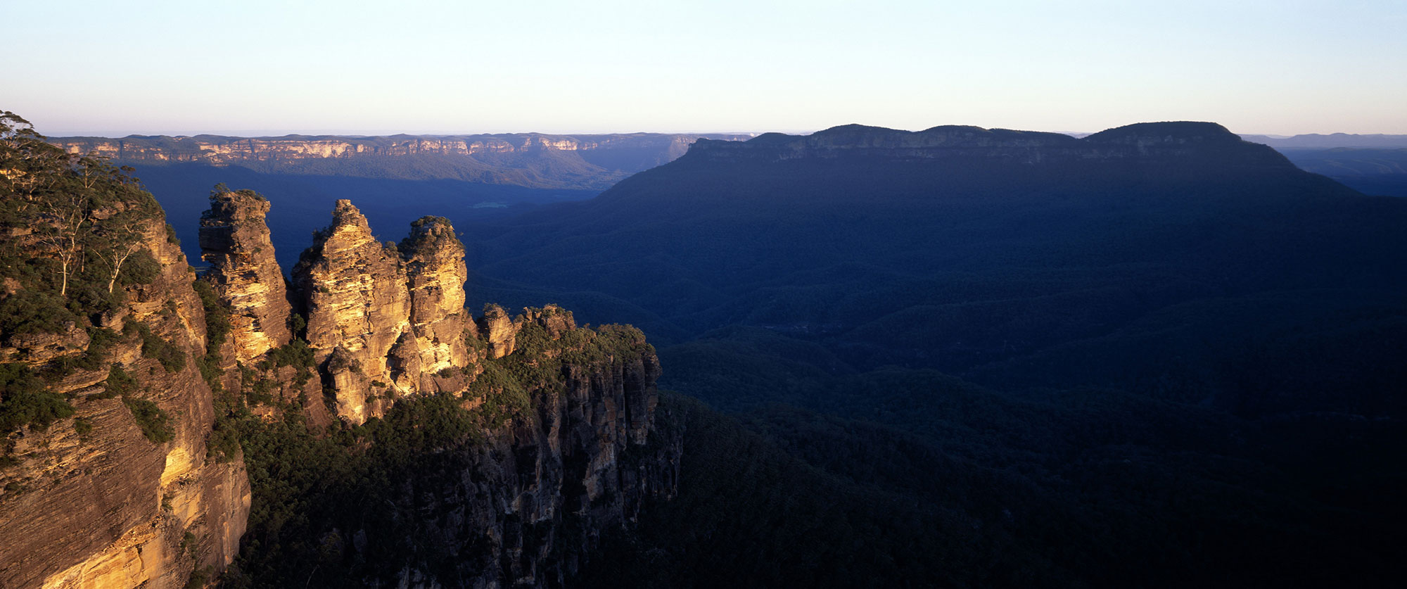 Australian Outback Vacation - Three Sisters Blue Mountains