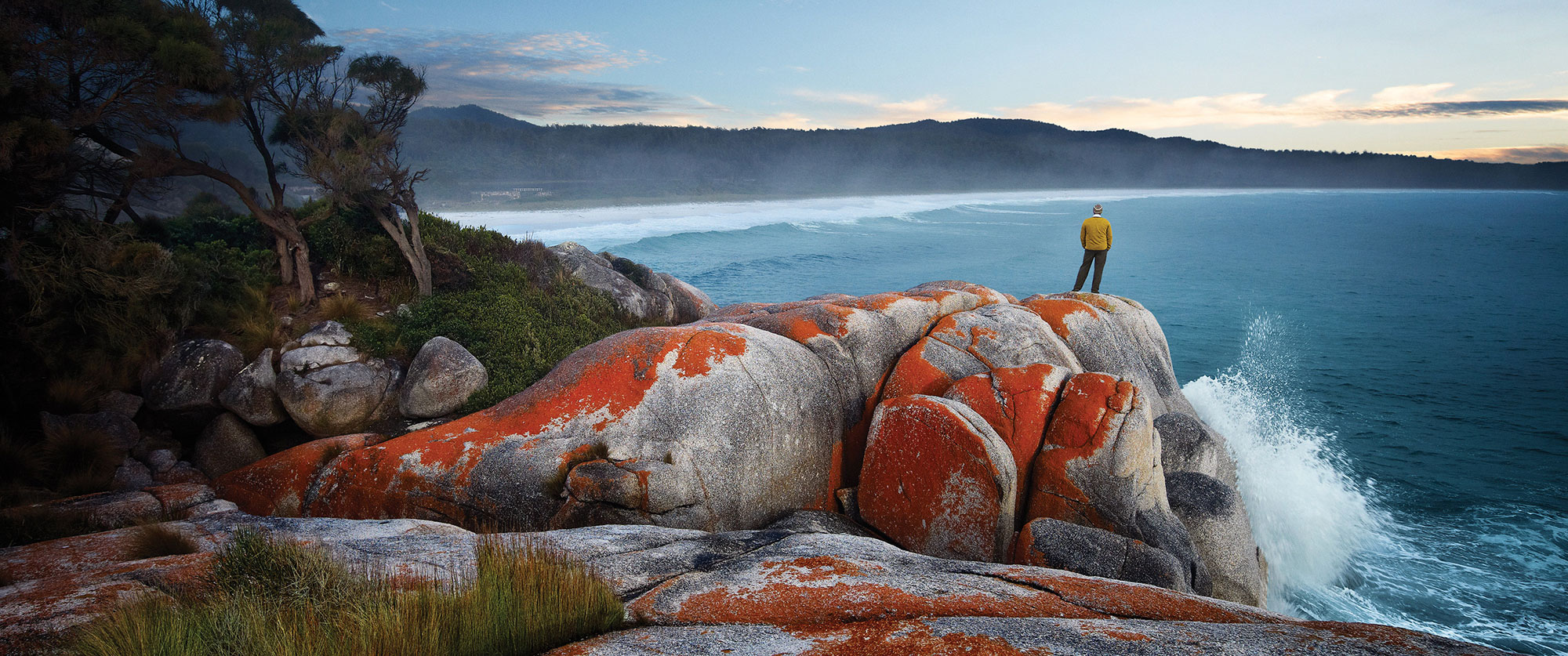 Australia and Tasmania: Food, Wine, and Wildlife - Binnalong Bay, Bay of Fires