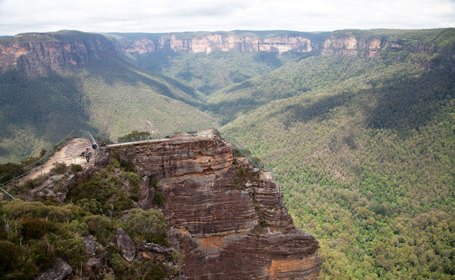 The Blue Mountains and Valley - Boutique Tours Australia - Best Places to Visit in Australia