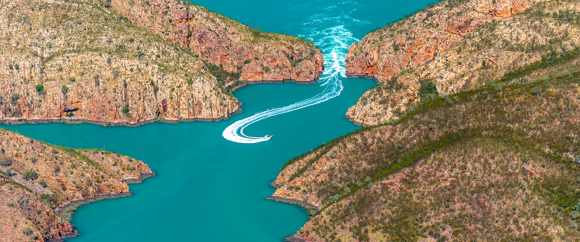 Escorted Australia Vacation Packages: Outback Culture Tour - Wild Kimberley Coast, Horizontal Falls
