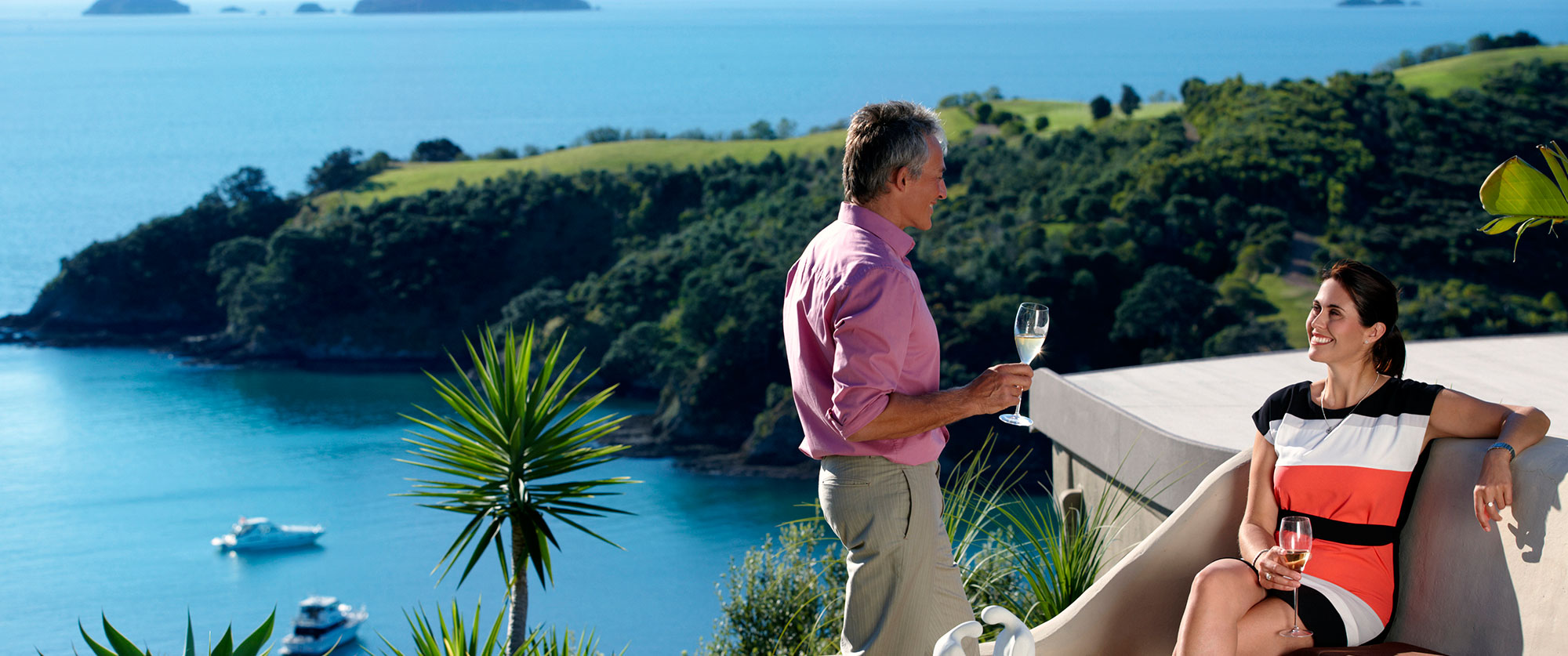 New Zealand Honeymoon Package: Feast of the Senses