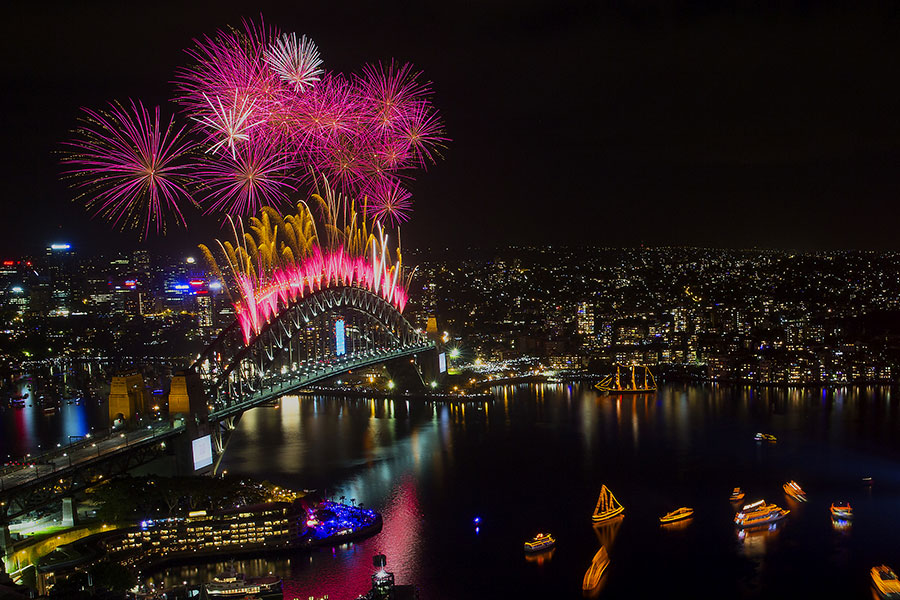 New Years Eve - Vacation Package - Hotels in Sydney - Where To Stay - Anniversary Ideas - Australian Vacation