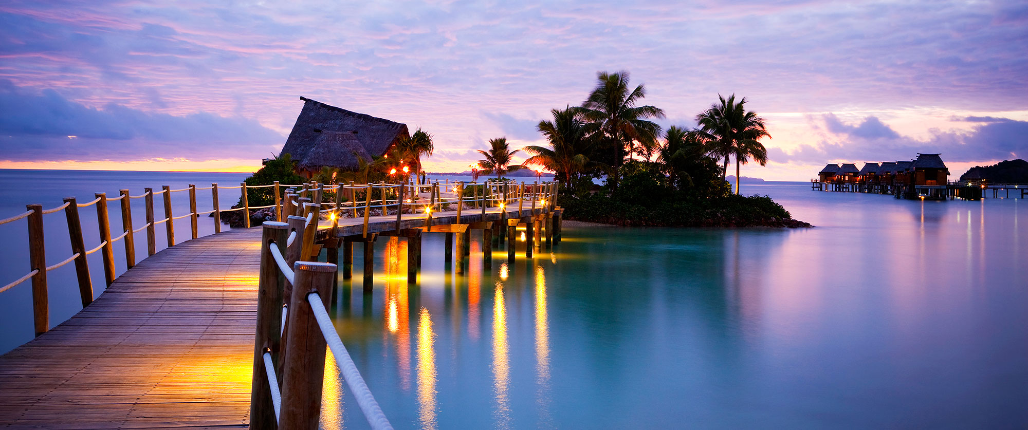 Fiji Overwater Bungalow Vacation Likuliku And Beaches