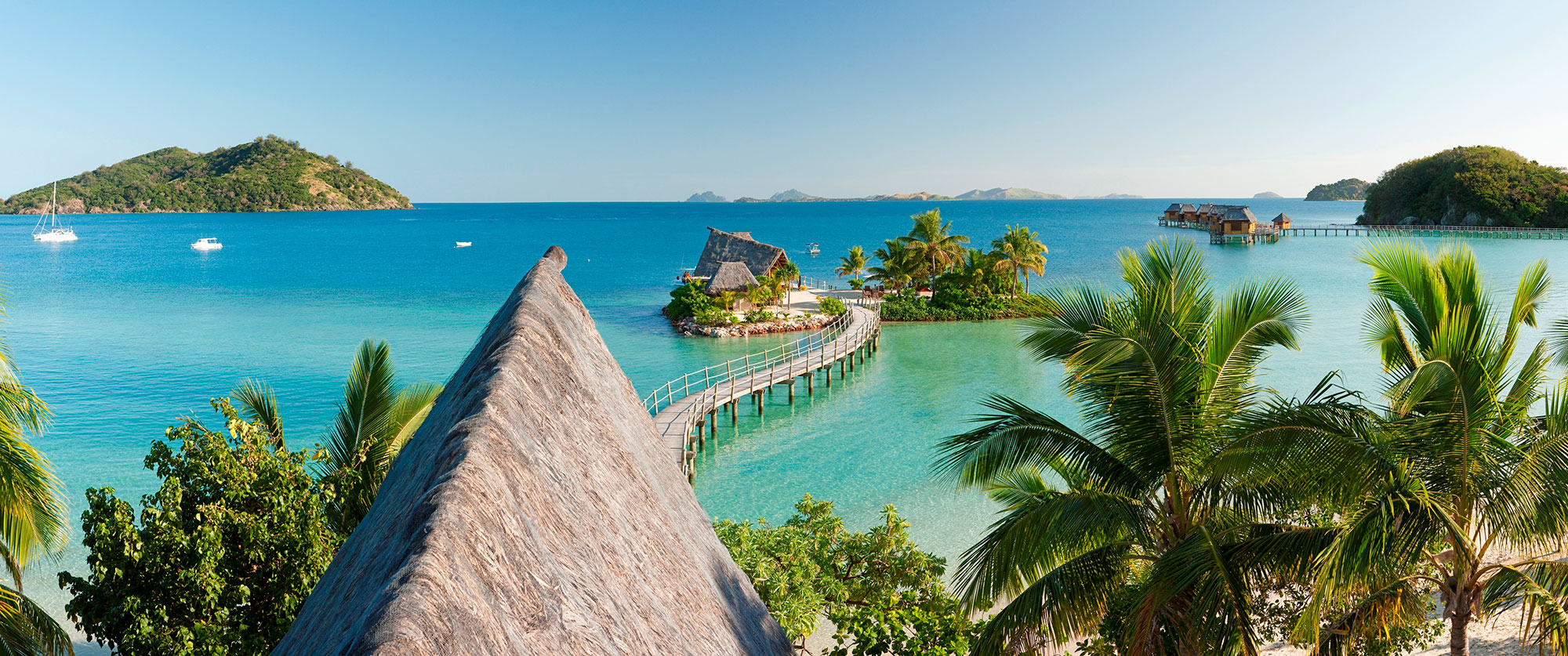 Fiji Overwater Bungalow Vacation: Likuliku and Fiji Beaches - Likuliku Overwater Bungalows in Fiji