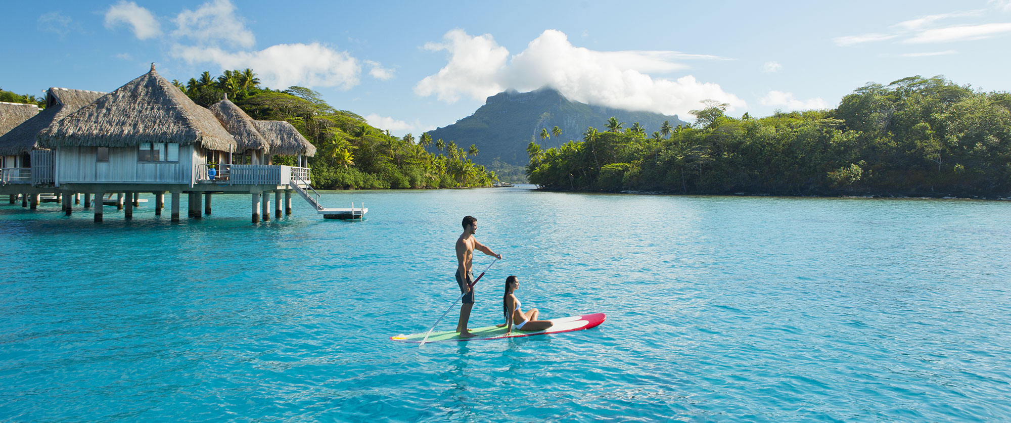 Bora Bora Honeymoons Beaches Amp Overwater Bungalows
