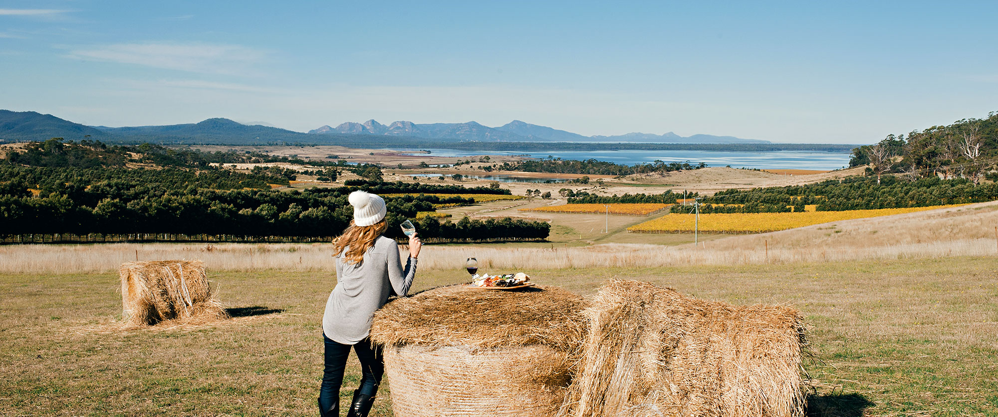 Honeymoon in Australia: Tasmania Outdoor Encounters - Tasmania Cellar Door Wine Tastings
