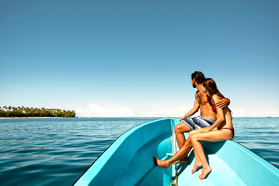 Fiji Adventure - Islands - New Zealand honeymoon Packages - Top 5 - Travel Expert