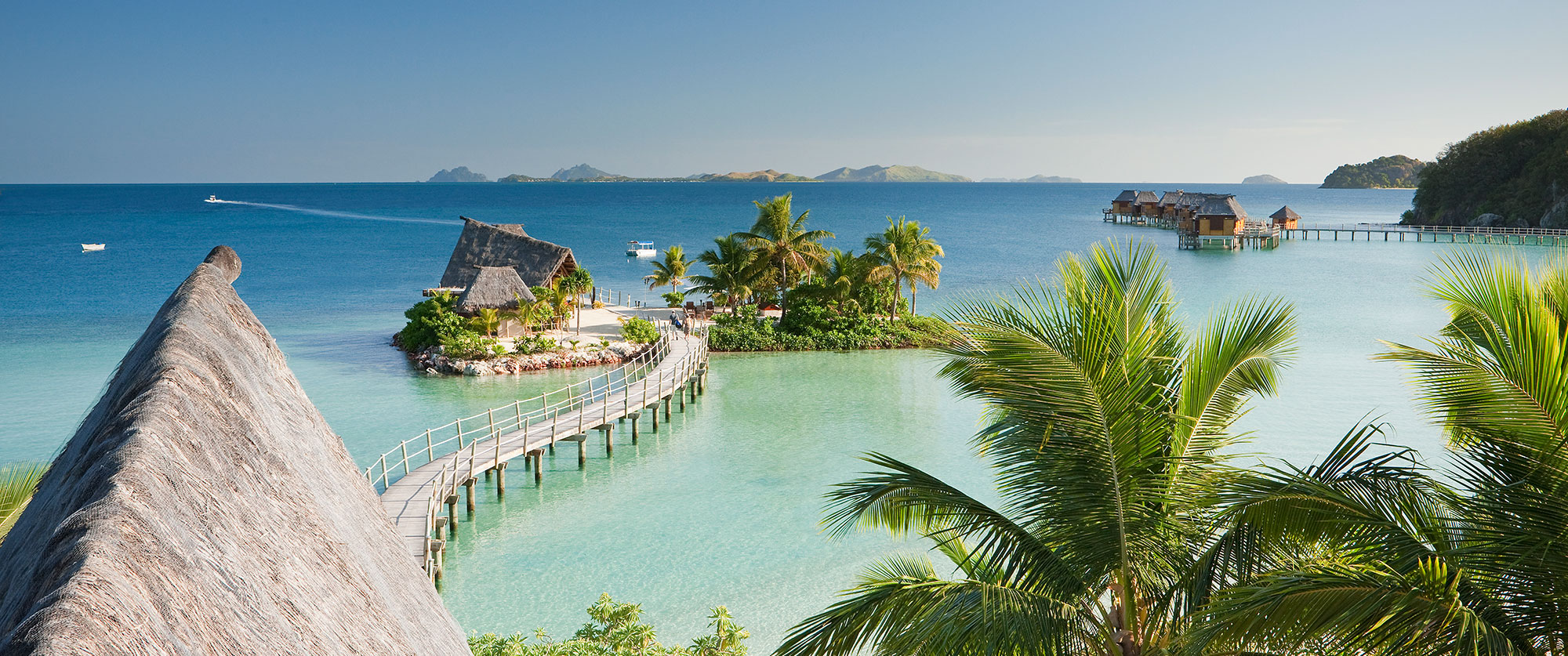 Fiji Overwater Bungalow Honeymoon