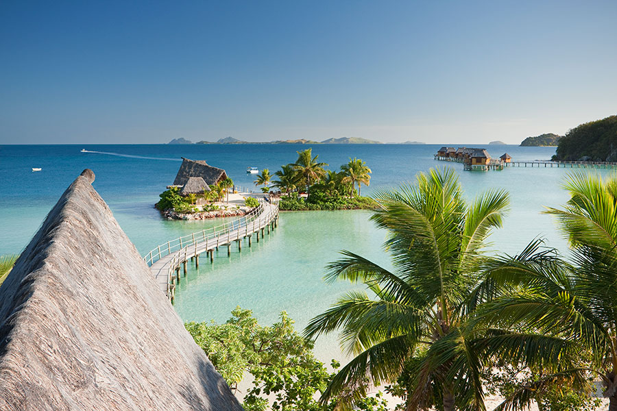Overwater Bungalow Packages - Best Fiji Resorts