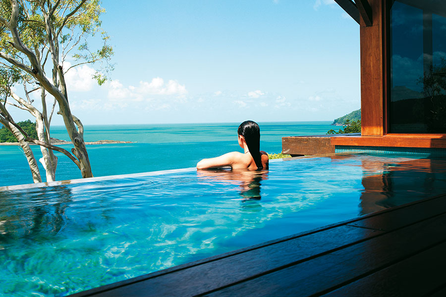 Best Island Resort - Whitehaven Beach - Luxury Resort Australia - Qualia Resort Package - Australia Travel Specialist