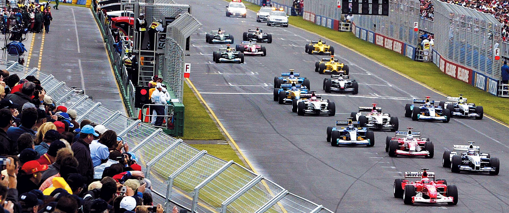 Australia Travel Specialist - Melbourne Grand Prix - Australia Travel Package - Travel Packages