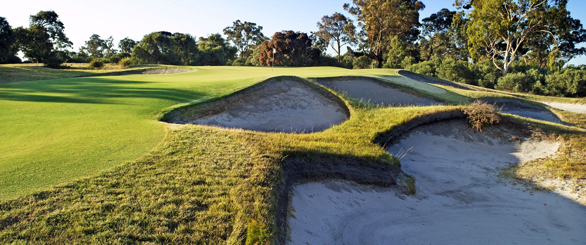 Australia Golf Vacations: Best Australian Golf Courses - Kingston Heath Melbourne