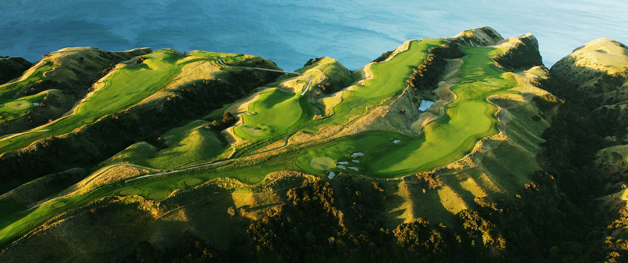 Golf at Cape Kidnappers, Hawkes Bay, New Zealand - Ranked Among World's Top 100 Golf Courses