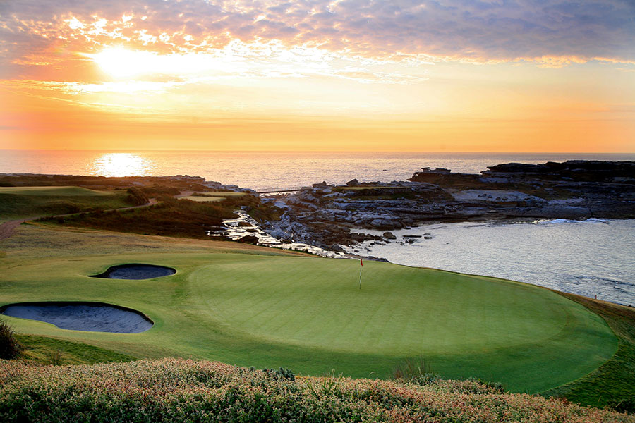 Great Golf Courses of Australia - Top 100 Golf Courses - Australia golf vacations - Golf travel specialists - Golf travel packages - Australia New Zealand - Australia Golf Vacation