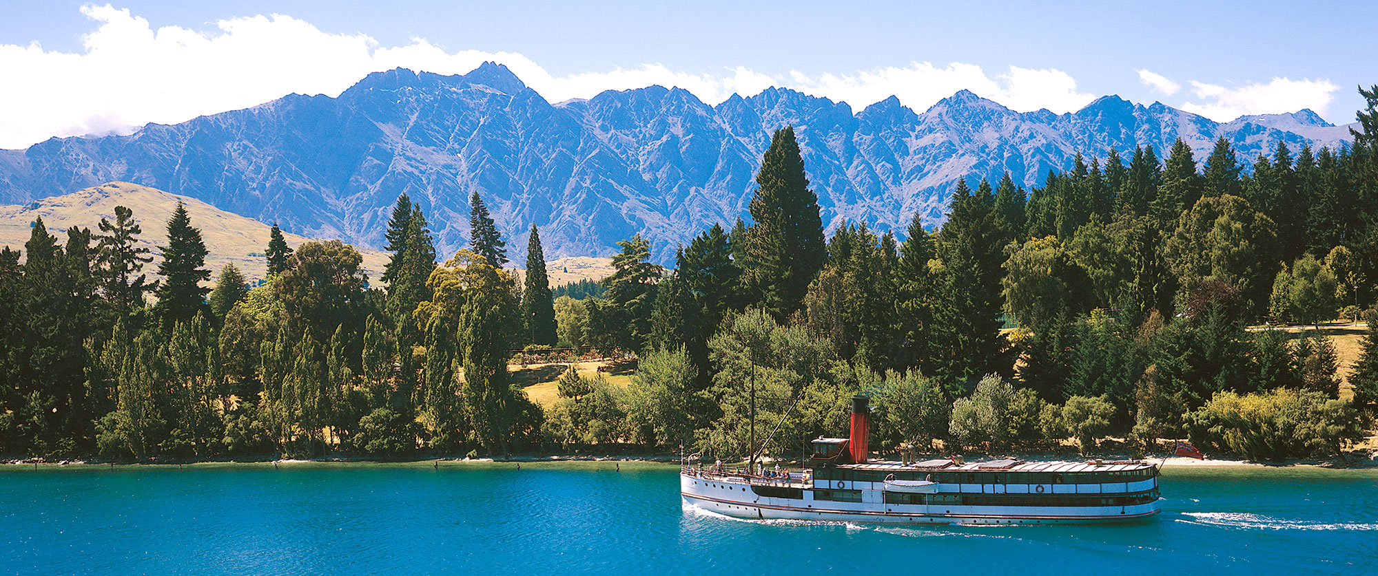 New Zealand Family Vacation - Queenstown