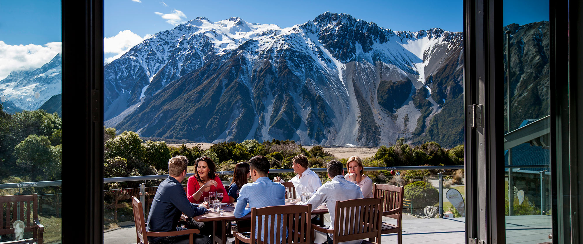 South Island New Zealand Vacation