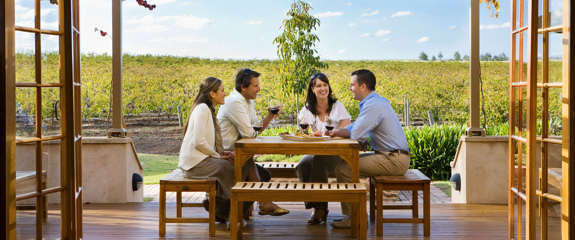 Outback and South Australia Travel Package: Cruise and Wine Country Vacation