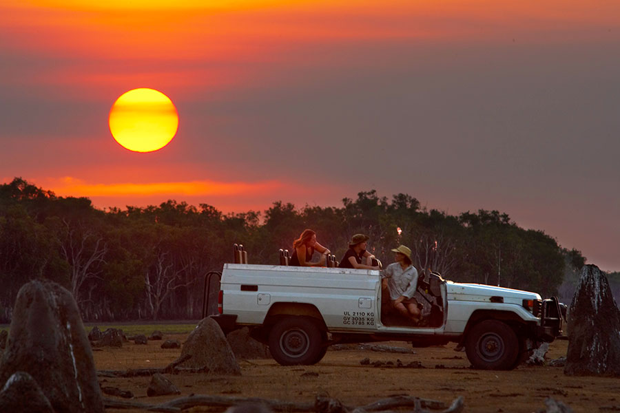 Ultimate Outback Luxury: Remote Adventure Package