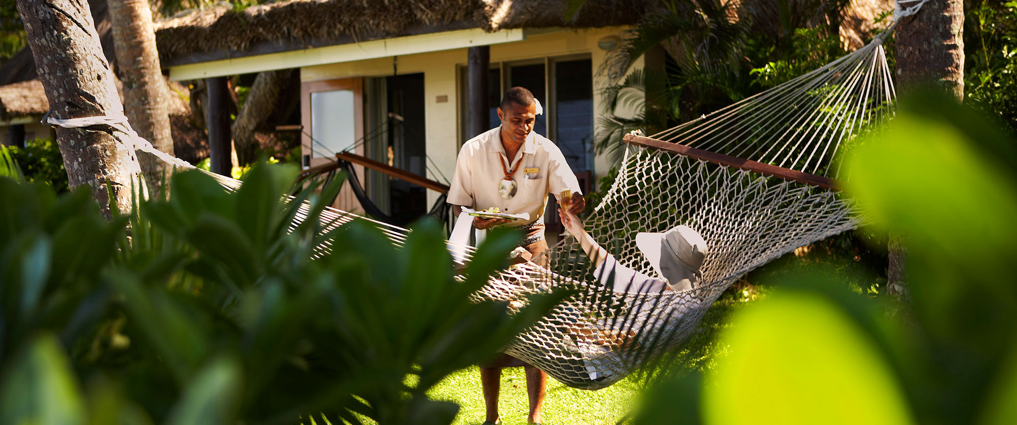 Fiji Honeymoon Package - Outrigger on the Lagoon