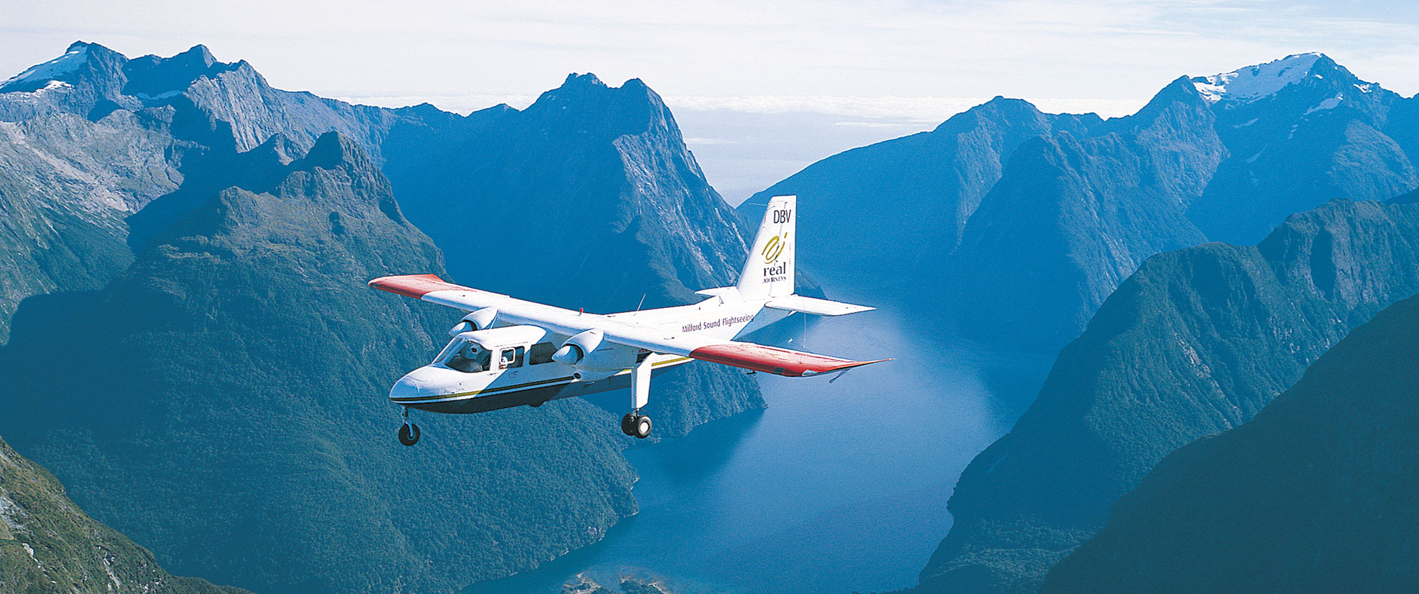 New Zealand Multigeneration Vacation - Milford Sound Scenic Flight