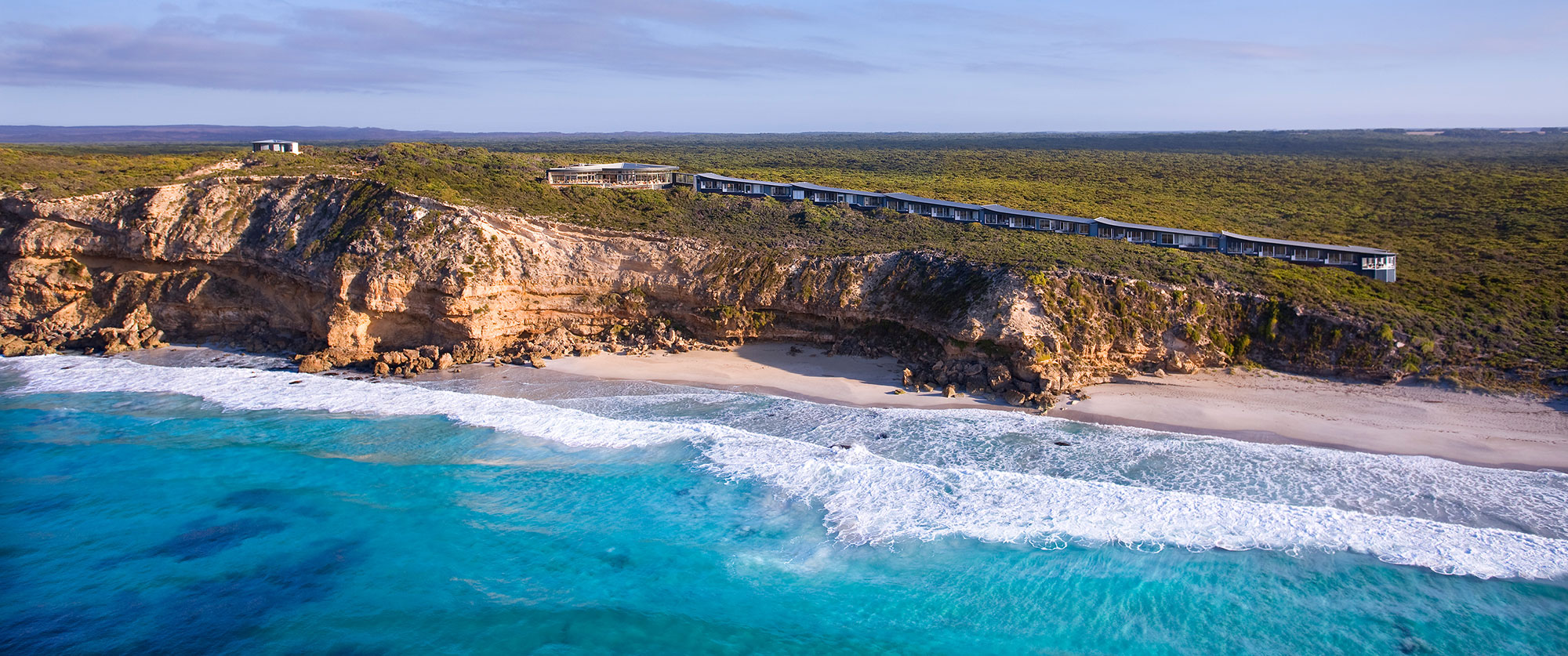 Australia Luxury Vacations: Unique Resorts Package - Southern Ocean Lodge