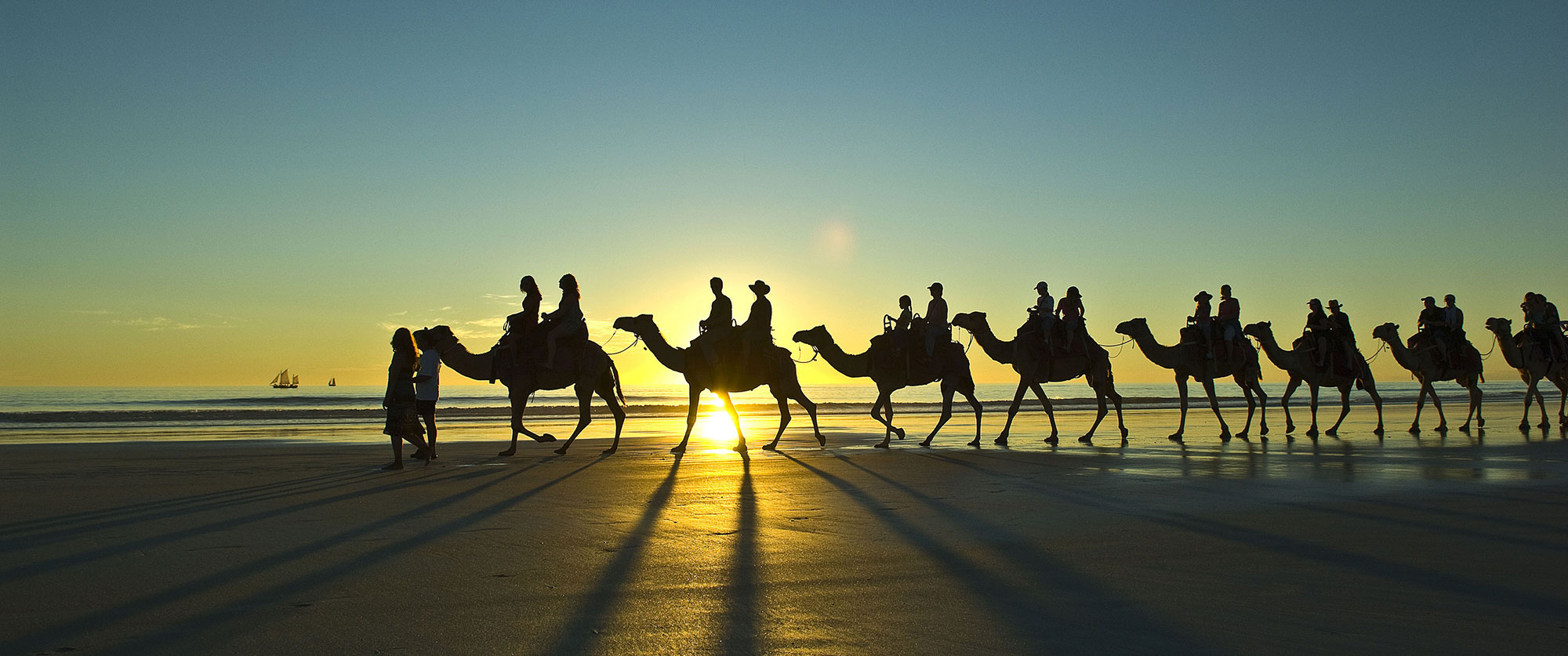 Escorted Australia Vacation Packages: Outback Culture Tour - Cable Beach Broome