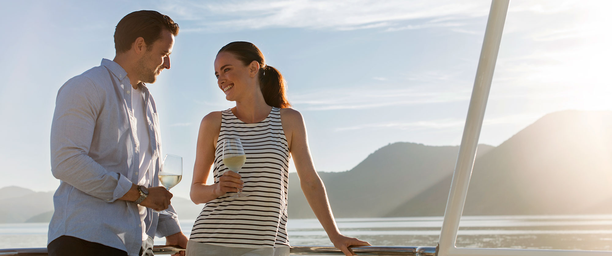 New Zealand Honeymoon Package: Romantic Adventure - Marlborough Sounds