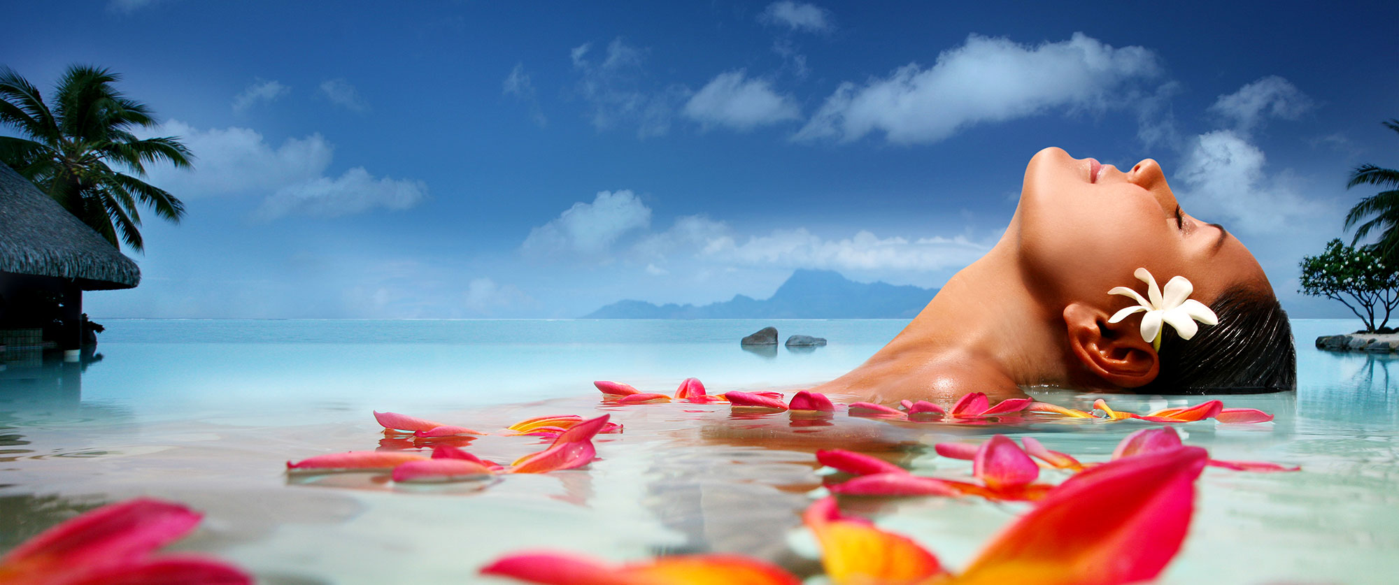 Spa Travel Packages - Australia - New Zealand - Tahiti - Africa - Peaceful - Spa - Relaxation