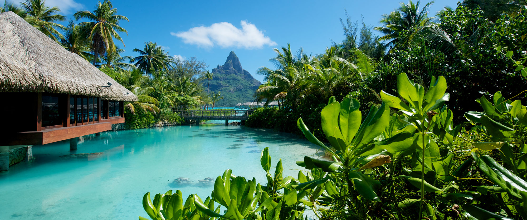 Bora Bora Overwater Bungalow and Spa Vacation
