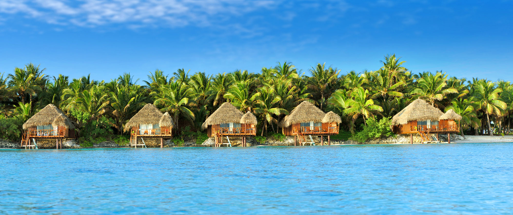 Cook Islands Overwater Bungalow Vacation - Aitutaki Lagoon Resort and Spa