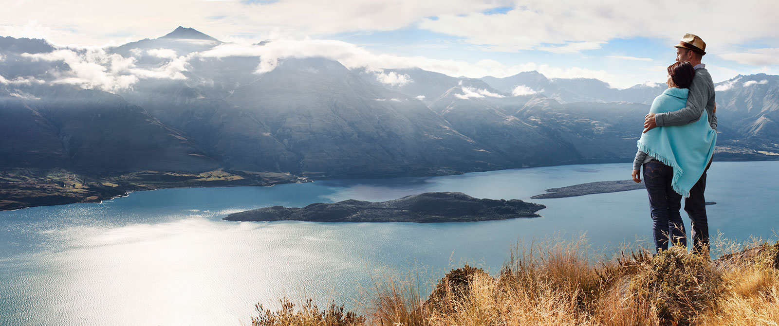 Mountain Views in Queenstown - Book Your Trip to New Zealand - New Zealand Travel Agency