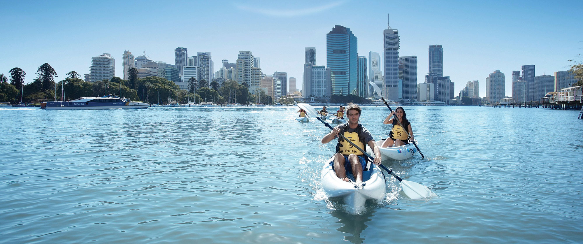 Best Travel Agency - Riverlife in Brisbane Australia