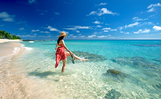 Best Beach Vacations of the South Pacific - Down Under