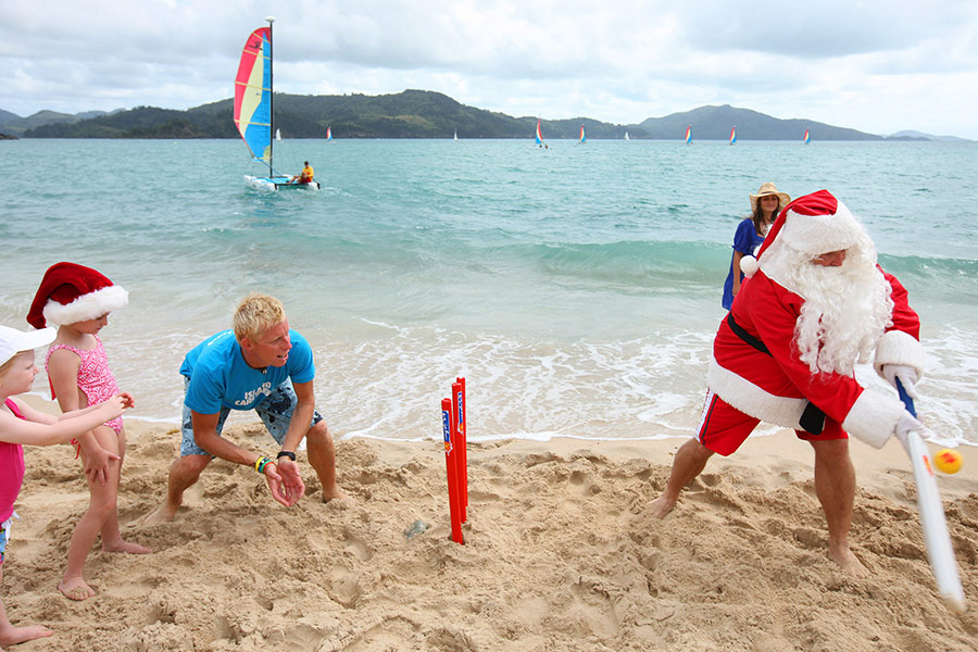 Image result for australia xmas beach