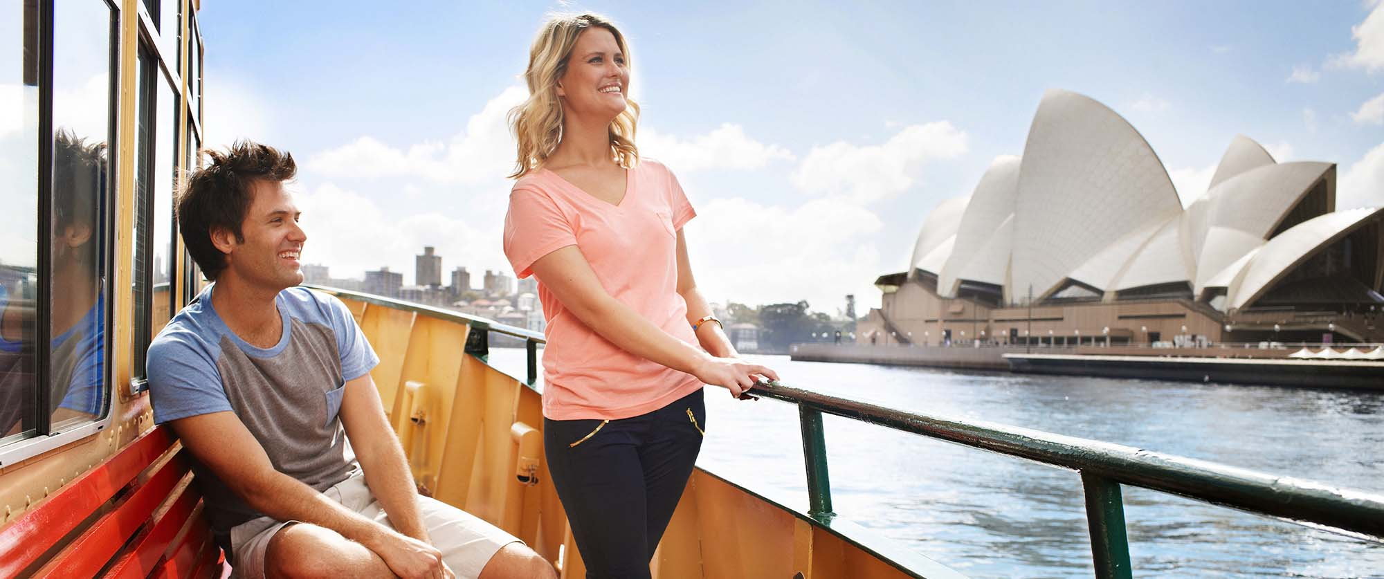Australia Highlights and Tasmania Vacation - Sydney Harbour Cruise