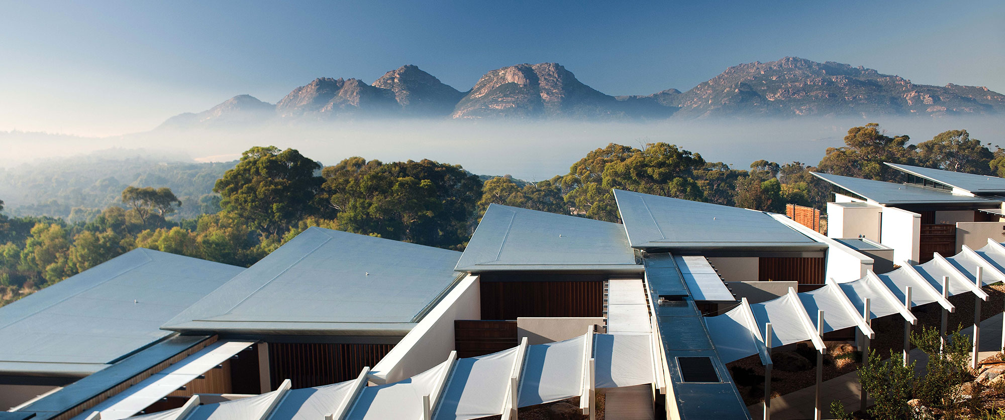 Beautiful Views at Saffire Freycinet