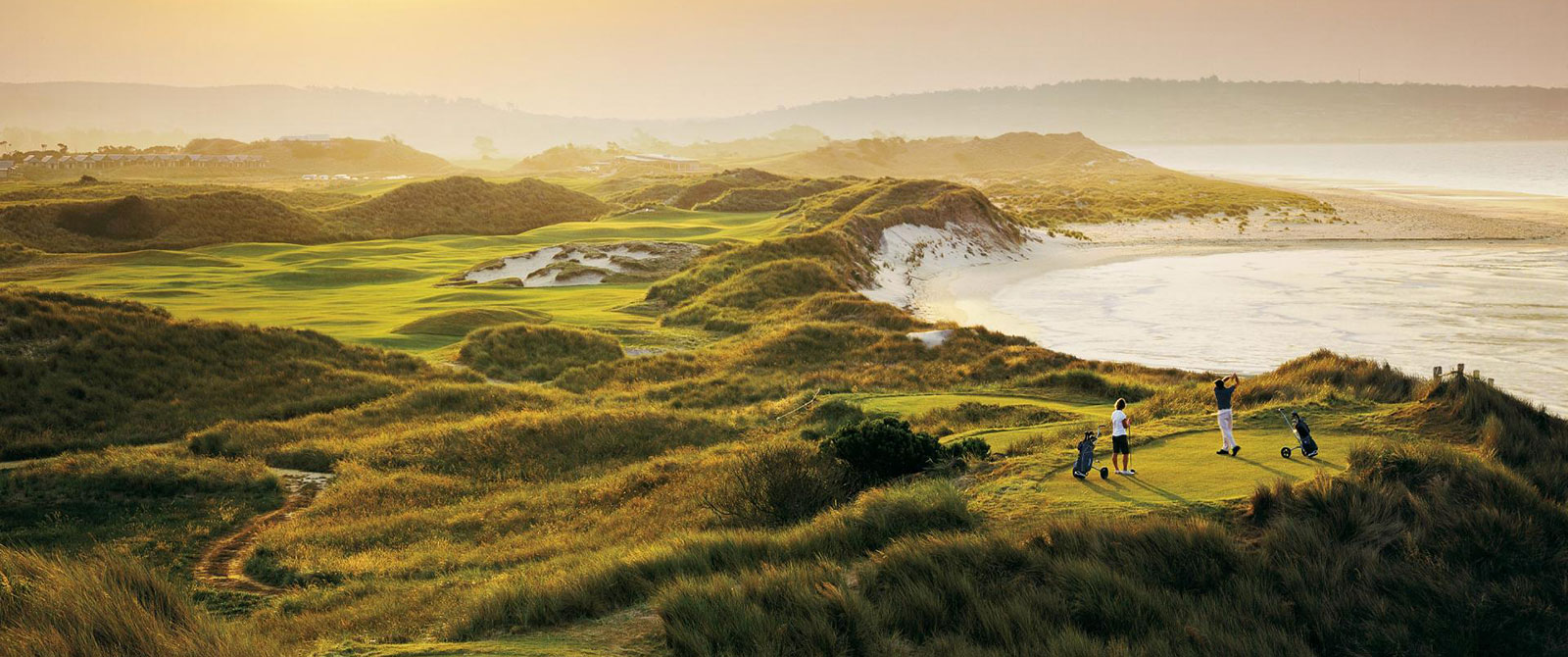 Barnbougle Lost Farm Golf Course in Tasmania, Australia
